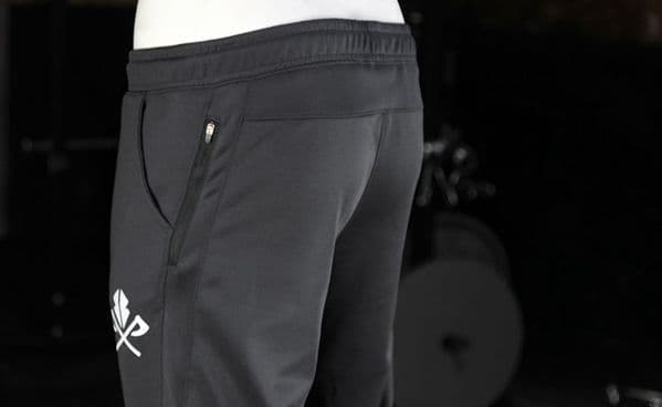BRZKR Athletic joggers - Stál steel grey
